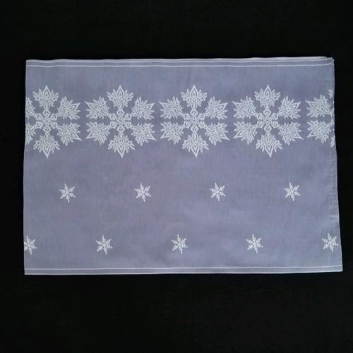織兵帯 雪の結晶 ラベンダー(リバーシブル)