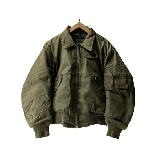 """[MINT] 80's """"US ARMY"""" COLD WEATHER NOMEX JKT"""