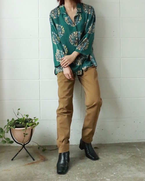 dead stock Armani jeans brown pants