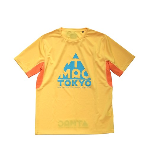 【Mountain Martial Arts】TMRC Logo Souvenir Tee - Yellow -