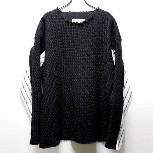 INSIDE OUT KNIT / banal chic bizarre
