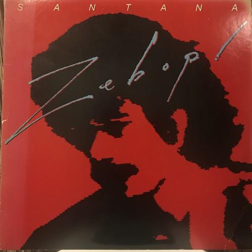 SANTANA / Zebop (1981)