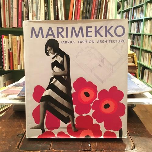 MARIMEKKO: FABRICS FASHION ARCHITECTURE(マリメッコ)