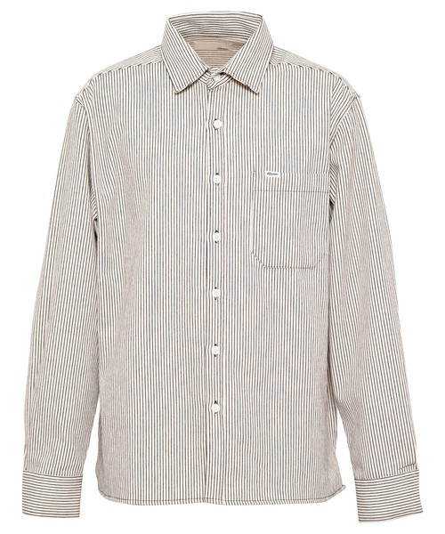 VINTAGE HICKORY BIG SHIRTS[RES046]
