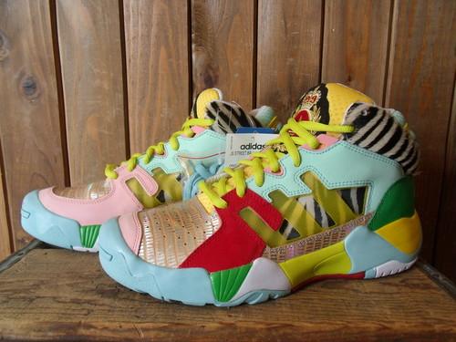 adidas★adidas × JEREMY SCOTT 【JS STREET BALL】