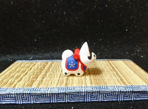 猫地蔵 福物 張子犬