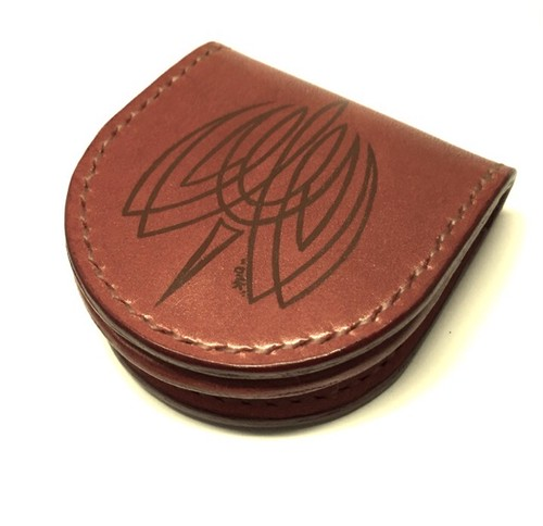 """Horseshoe Leather Coincase pinstripe(t)""【Eighteen Leather(エイティーン・レザー)】"