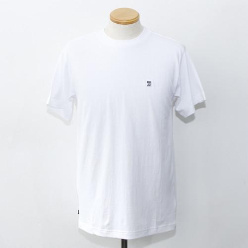 89 ICON BOX TEE III SS (WHITE)