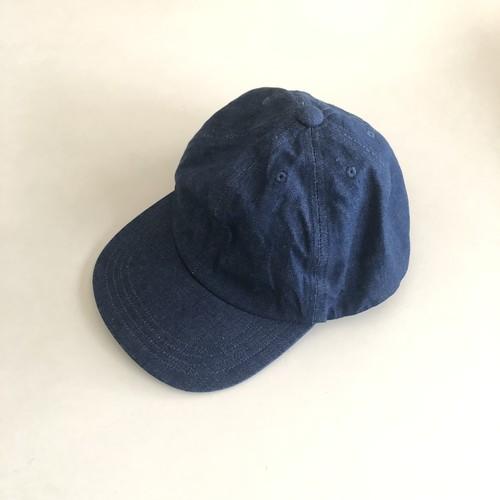 DENIM CAP|COMESANDGOES