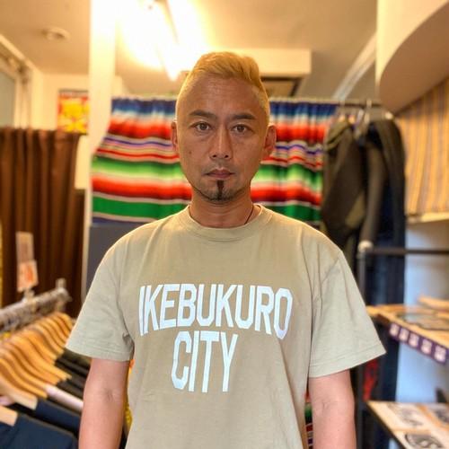 Freetopia  『IKEBUKURO CITY』  S/S Tee FT-001