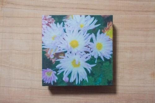 和紙の写真パネル(真四角)#2