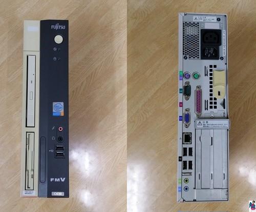 <FMV-C630>です!