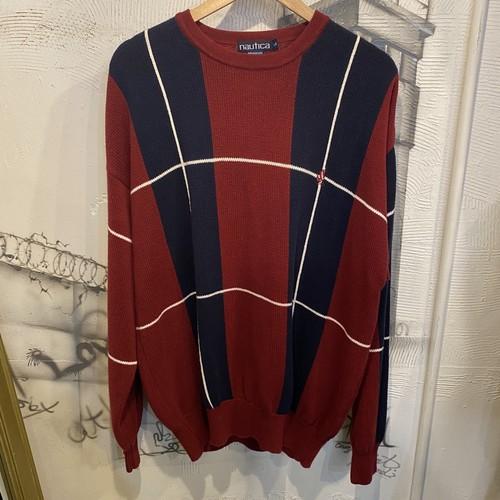 nautica cotton knit