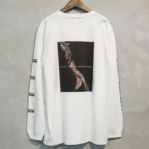 Skill over Hedonism Long sleeve T-shirt