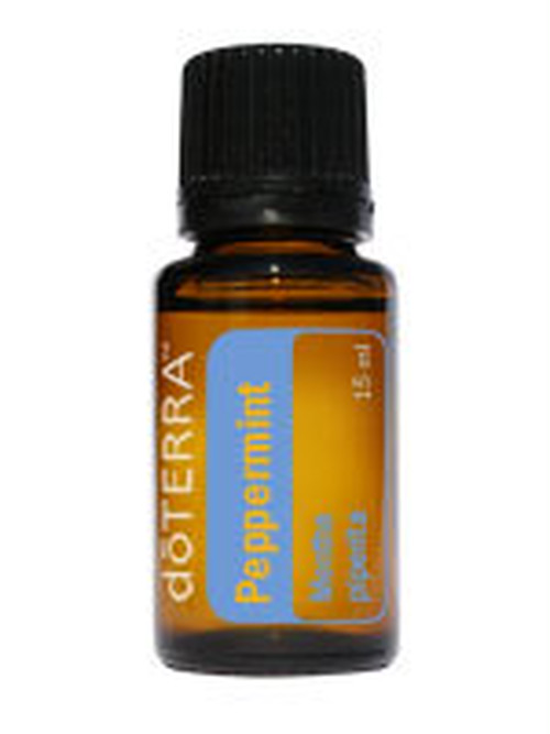 【doTERRA】ペパーミント Mentha piperita (15 ml )