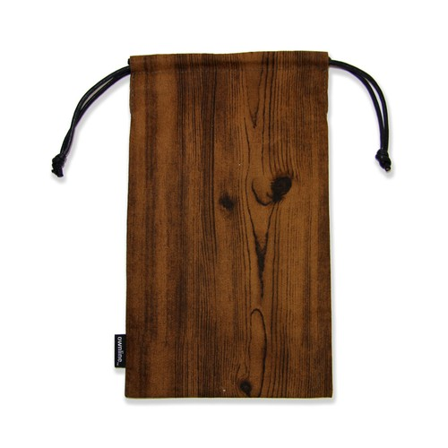 ownline™ 巾着 - Natural Wood 参