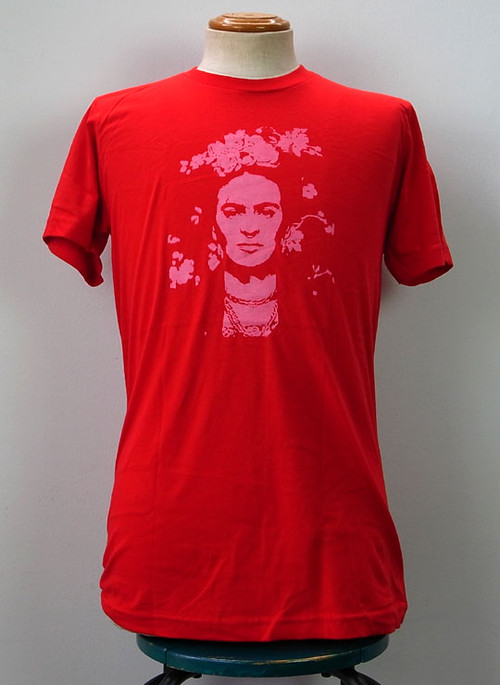 Reckon / Frida Kahlo Tシャツ(S)