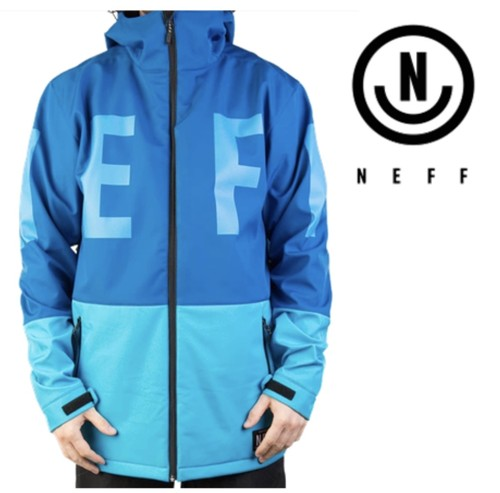 【NEFF】DAILY SOFTSHELL (BLUE)