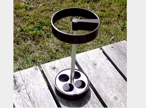 ドイツ傘立てミッドセンチュリーシンプルモダンデザイン'70 ヴィンテージDDR