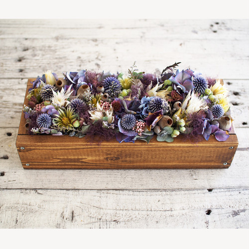 ルフルロン 中本健太「季節の木箱」