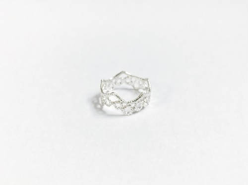 Yularice Lace ring Scallop SV925