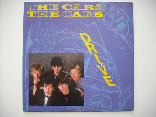 "【7""】CARS / DRIVE"