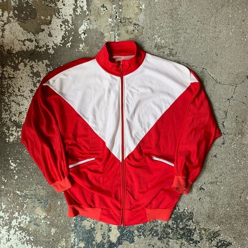 Two tone track jacket