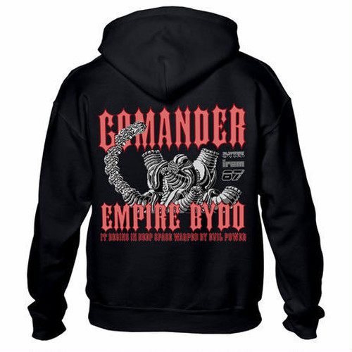 R-TYPE「GOMANDER Zip-Up Parka」 / GAMES GLORIOUS