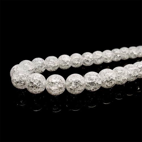 天然石 ネックレス クラック水晶