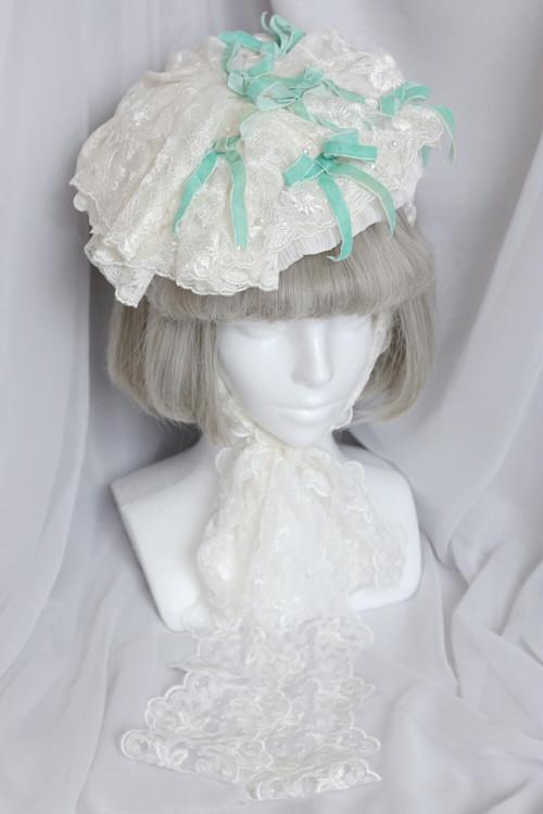 一点物「Petite」minori hand made head-dress
