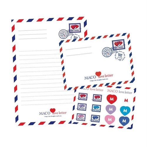 「あなたに初めて、手紙を書くよ。」レターセット