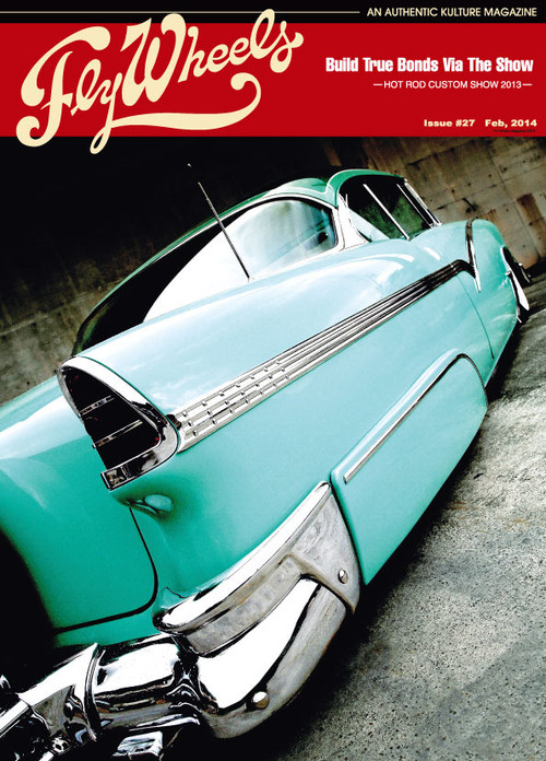 Fly Wheels Issue #27