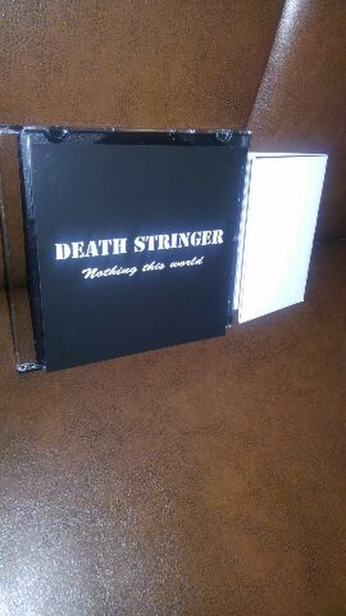 DEATH STRINGER nothng the world CD (MIND SHOCKING)
