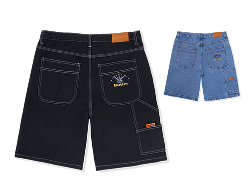 BUTTERGOODS|Royal Denim Shorts