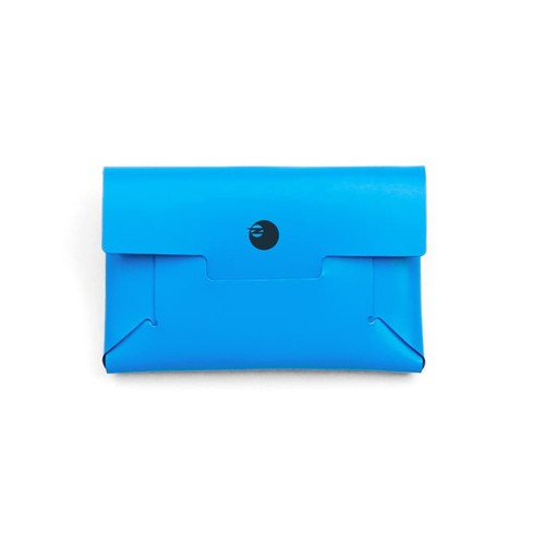 Card Case with kiruna (Blue)