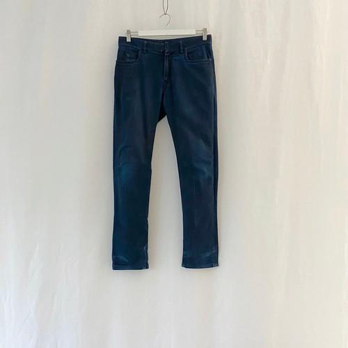 MAISON MARTIN MARGIELA 14 colored denim 5P pants