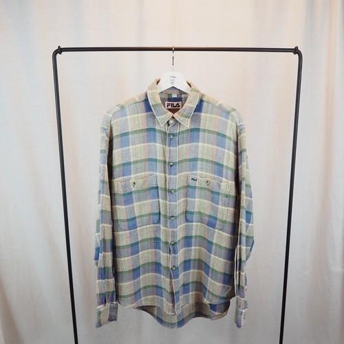 FILA Cotton  Shirt