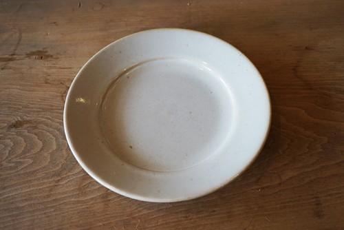 「リム皿」小久慈焼