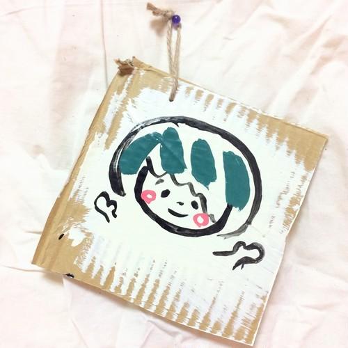 しの絵馬 No.23