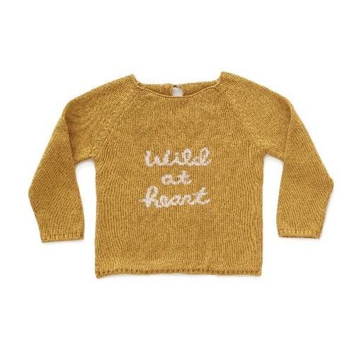 Oeuf ロゴ sweater