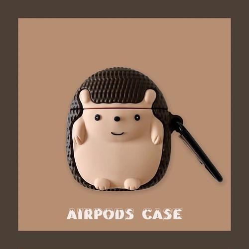 【オーダー商品】Hedgehog airpods1/2 case