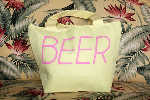 SAIKICKS BEER TOTE BAG