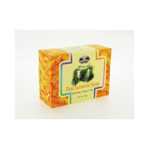 アバイブーベ国立病院プロデュース ウコン石鹸 / Thai Turmeric Soap 100g×3個