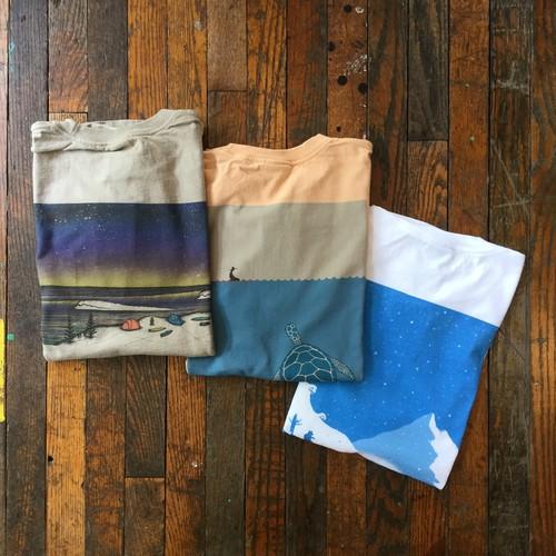 Goodwear × Jonas Claesson / Long Sleeve Pocket Tee