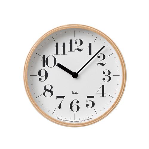 Riki Clock(WR_0401S)