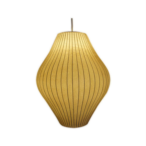 George Nelson Bubble Lamp : Pear [Vintage]