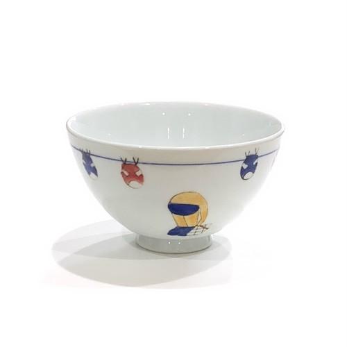 レスラー(洗濯)  ご飯茶碗
