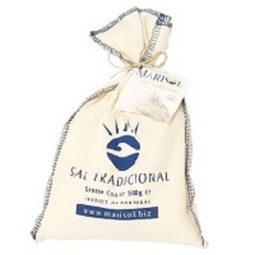 MARISOL サル・トラディショナル 粗塩タイプ 500g