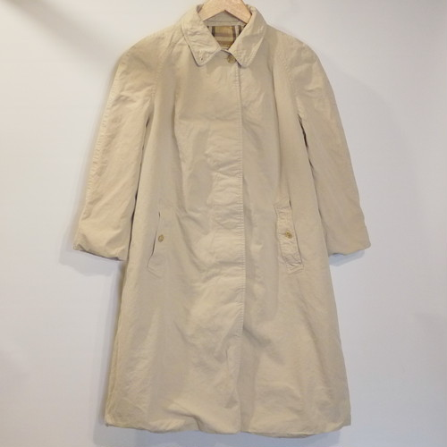 "Vintage Burberrys Balmacaan Coat ""Made in England,100%Cotton""②"