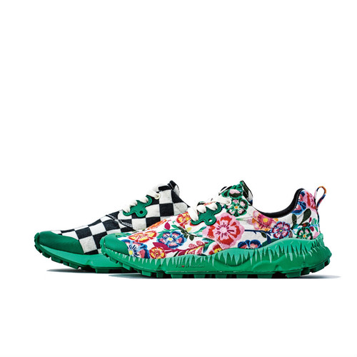 Walter Van Beirendonck for FlowerMOUNTAIN PAMPAS ASYMETRIC FM03270